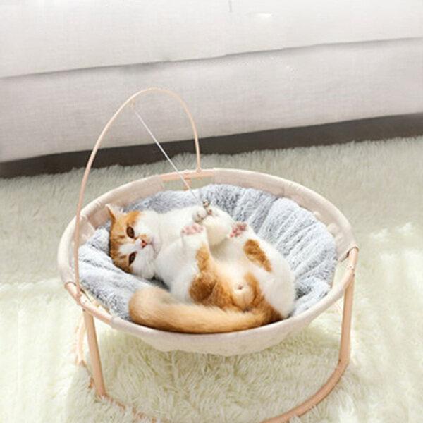 Chuồng Mèo Có Thể Tháo Rời Võng Mèo Bốn Mùa Ghế Tựa Cho Mèo