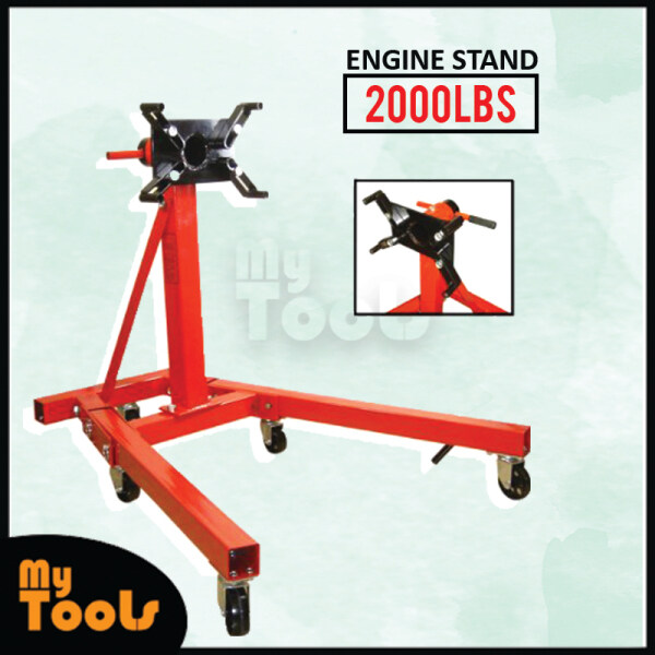 Mytools 2000lbs  Engine Stand, Heavy Duty Engine Stand