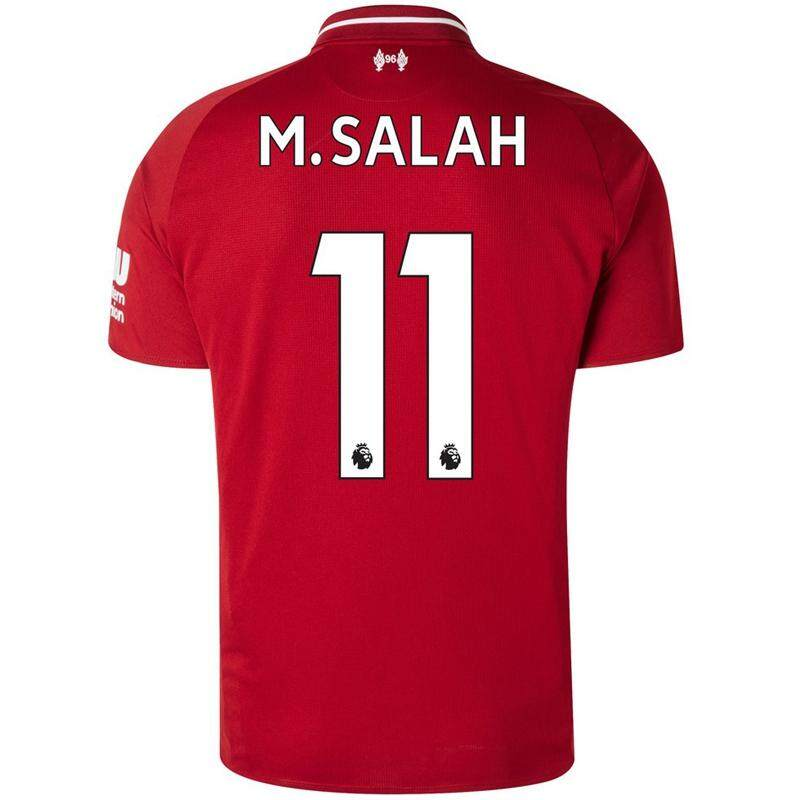 e332bb705 Top Quality Salah No.11 Liverpool Home and Away and 3rd Football Jersey  Soccer Jersi