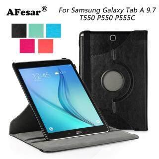 SM-T550 SM-P550 SM-P555 Xoay 360 độ Đế Xoay Tự Động Ngủ Bao Ốp lưng dành cho Samsung Galaxy Tab A 9.7 Ốp lưng Máy Tính Bảng thumbnail
