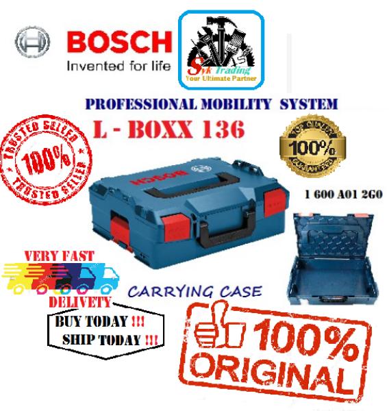 Bosch Carrying Case L-BOXX 136- 1 600 A01 2G0