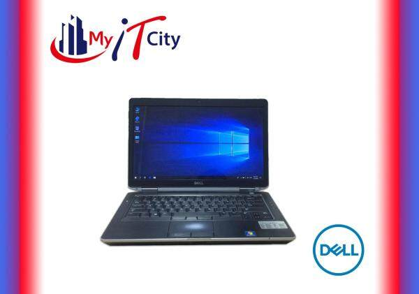 Dell Latitude E6430s Laptop - Core i7 3rd Gen / 4GB RAM / 256GB SSD / Windows 10 Pro / 3 Months Warranty (Refurbished) Malaysia