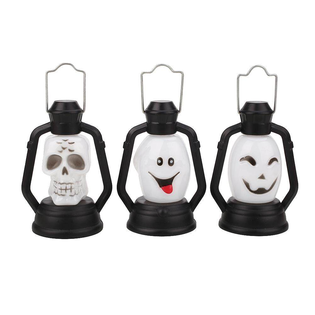 Dạ Quang Đêm Halloween Đèn Dầu Hỏa Đèn Đảng Vật Dụng Trang Trí Nhà Cửa