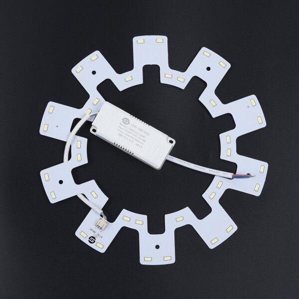 Bảng Điều Khiển Đèn LED Trần Bảng Tròn Tấm Trang Bị Thêm Trang Trí Nhà Cửa