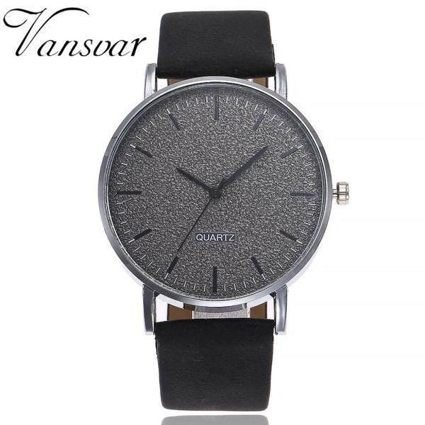 SNKJKW vansvar Womens Casual Quartz Leather Band Watch Analog Wrist Watch watch for women sale original Malaysia
