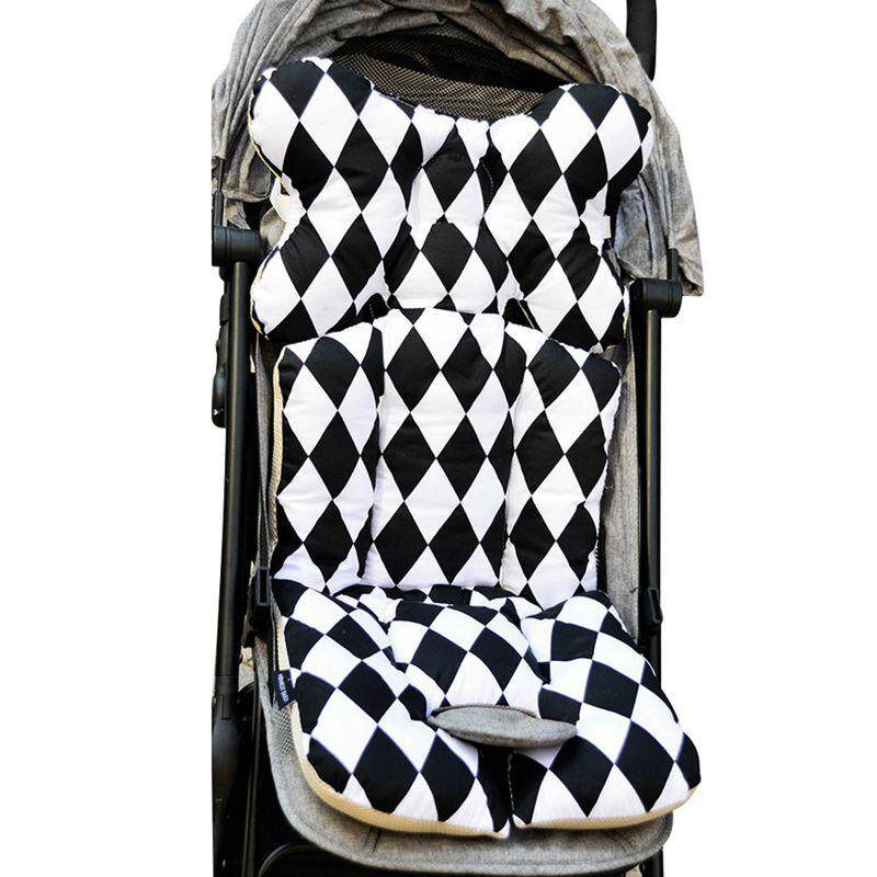Baby Soft Stroller Pad Car Seat Warm Cushion Mat Mattresses Pillow Cover Child Carriage Cart Thicken Pad Trolley Chair Cushion Mother & Kids