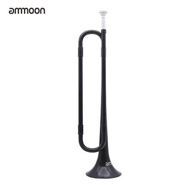 ammoon trumpet B flat ABS material with mouthpiece for beginners Malaysia
