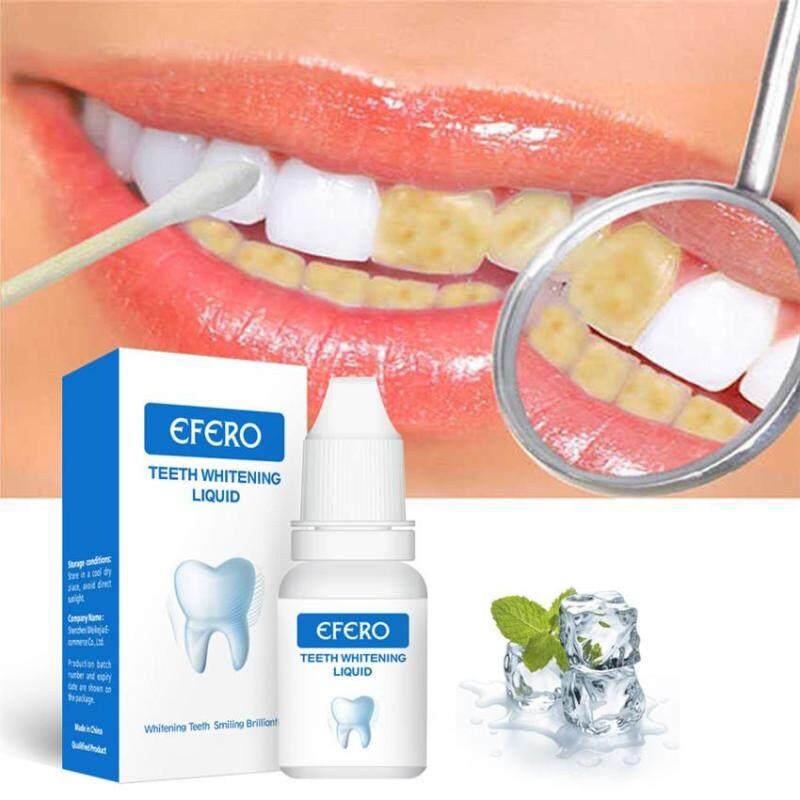 EFERO Tinh chất làm trắng răng 10ml, loại bỏ các vết bẩn trên răng, giá tốt