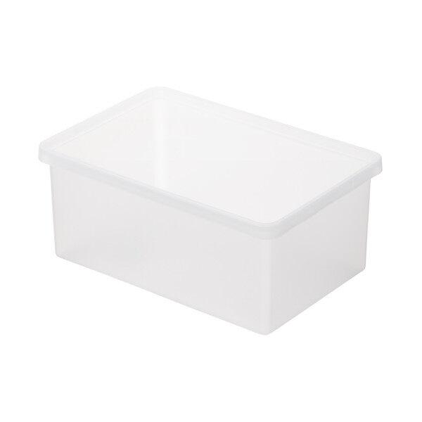 MUJI Storage Item/ PP Storage Box / Deep *Lid Excluded*