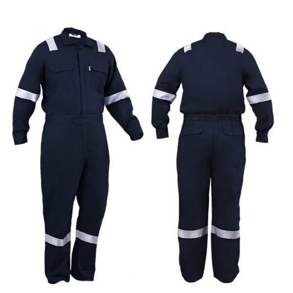 SHAMARR Coverall (Navy Blue)