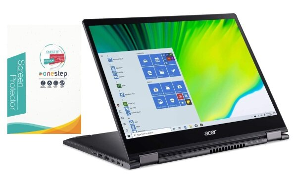 Anti-Glare (2X Pcs) Screen Protector Guard for 13.5 Acer Spin 5 (SP513-54N) Convertible Laptop