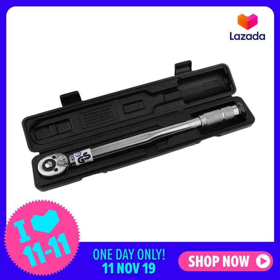 Best Sellers Torque Wrench Manual 1/2 Inch 28-210Nm Mechanical Torque Wrench Manual Tool