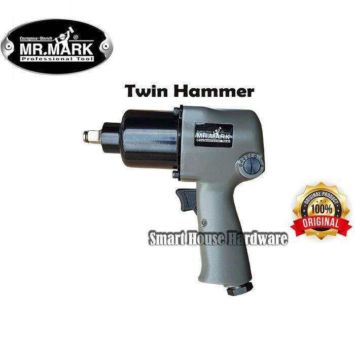 MR.MARK MK-EQP-05026 1/2 TWIN HAMMER AIR IMPACT WRENCH