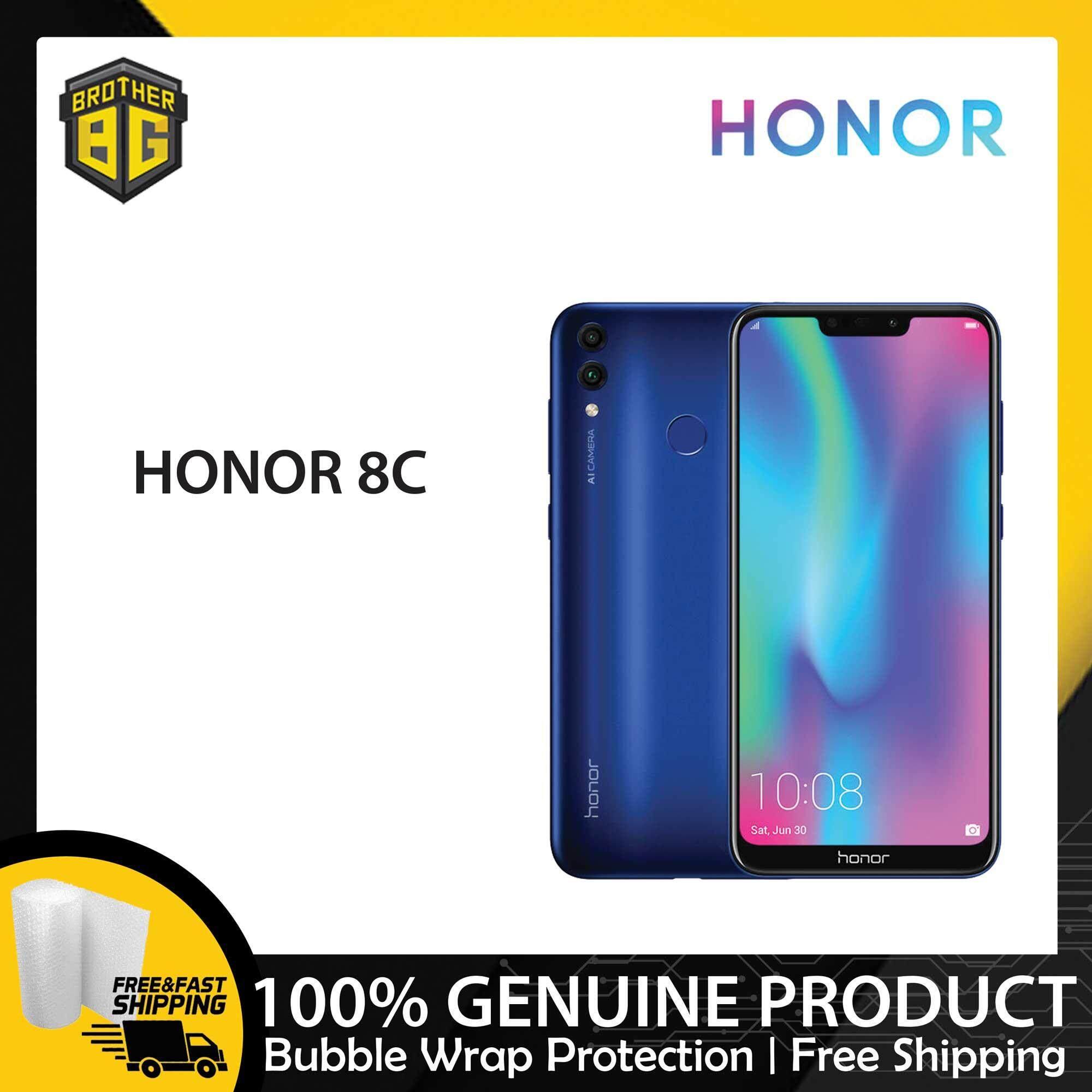 HONOR 8C 3GB+32GB - Original Malaysia Set