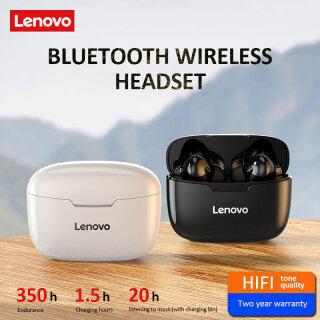 V5.0 Tai Nghe Nhét Tai Vô Hình Lenovo XT90 Tai Nghe Không Dây Bluetooth Giảm Tiếng Ồn Thông Minh Cho Tất Cả Điện Thoại Và Máy Tính thumbnail