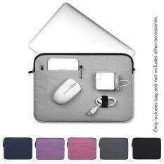 Cặp Laptop Đa Chức Năng, Túi Bảo Vệ, Túi Nhỏ Đựng Tập Cho MacBook Air Pro Lenovo HP Dell Asus 11 13 14 15.4 15.6 Inch