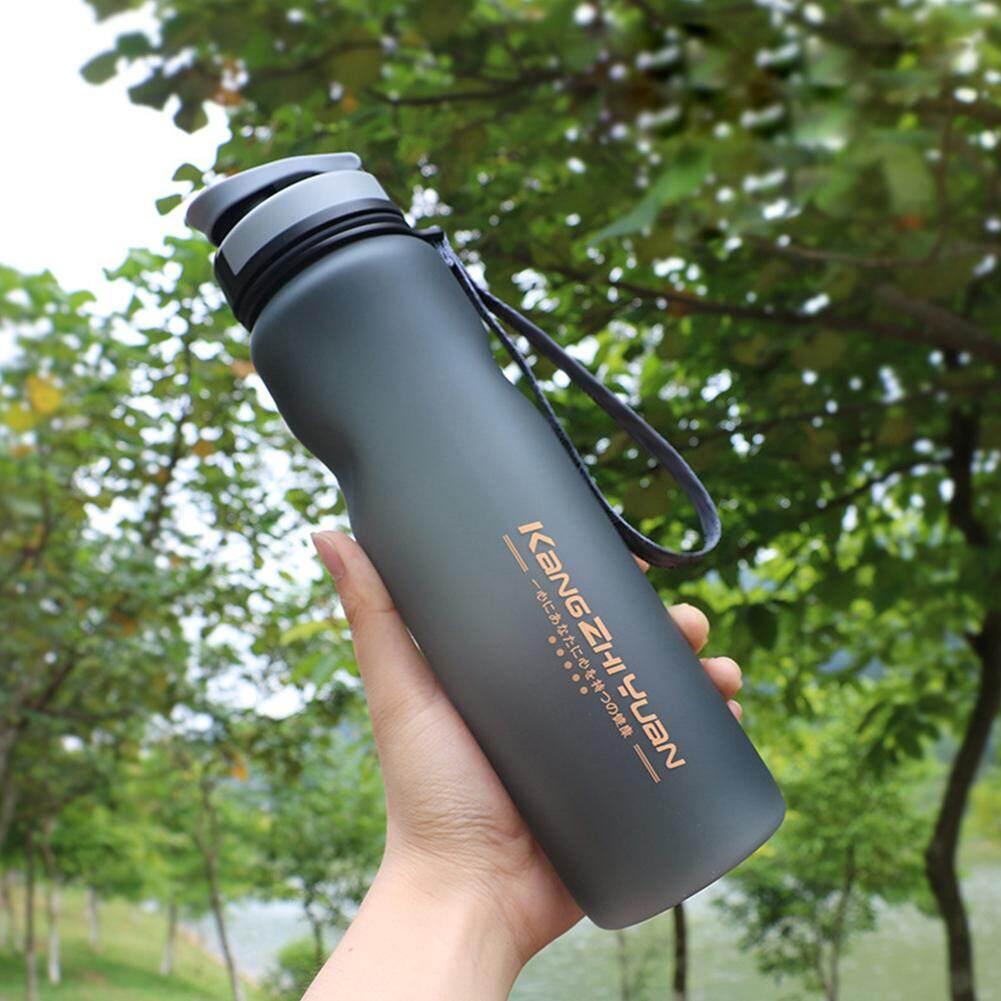 1L พลาสติกความจุขนาดใหญ่ขนาดใหญ่น้ำปลอดสาร BPA ขวด 1 ลิตร/34 oz กีฬา Leak-Proof ปลอดภัยล็อค Break-Resistant ขวดน้ำสำหรับเล่นกีฬาฟิตเนสกลางแจ้งกระบอกน้ำจักรยานขี่ถ้วย