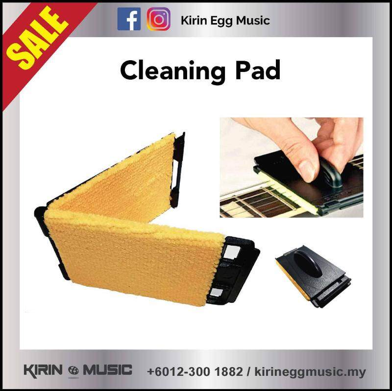 Guitar Bass Strings Polish Tool, Slider Pad, Cloth Pad, Strings Cleaner Malaysia