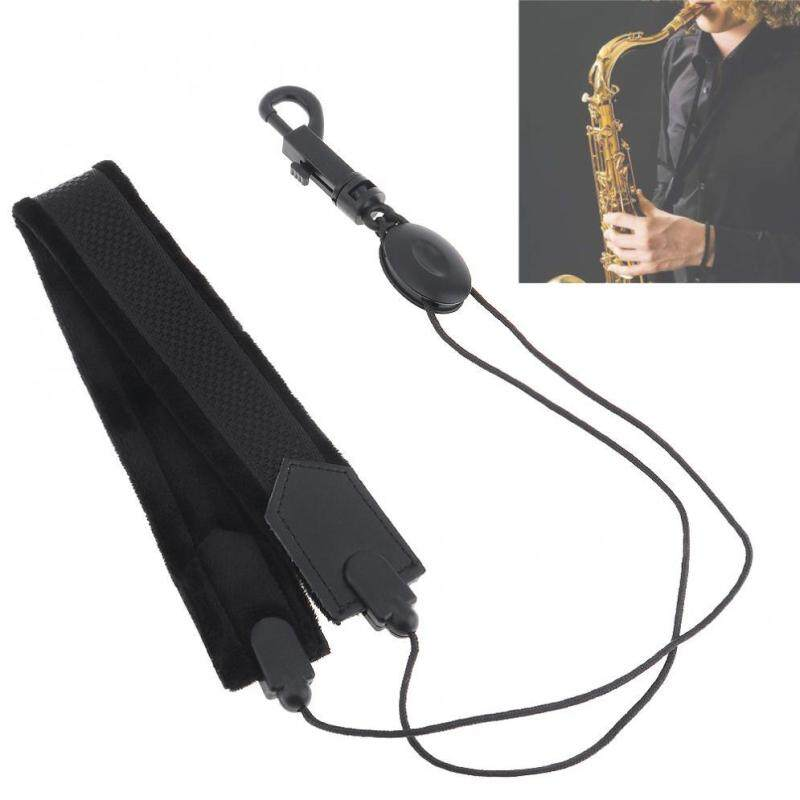 SLADE Adjustable Saxophone Neck Strap Soft Flannelette Single Shoulder Strap for Alto Tenor Soprano Saxophone Malaysia