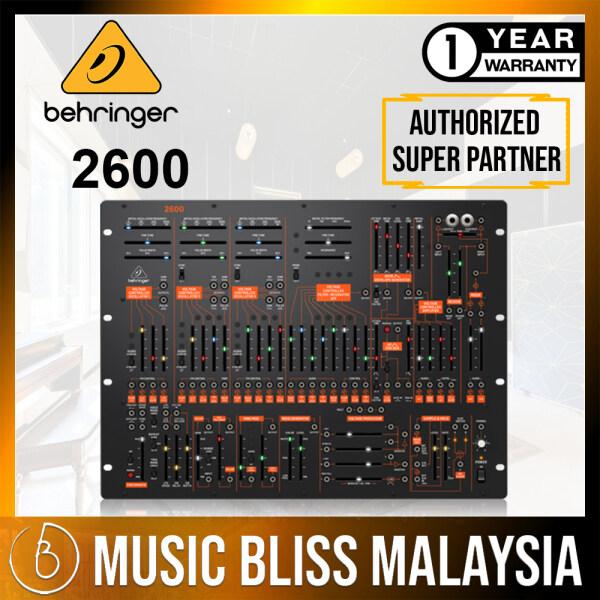 Behringer 2600 Analog Semi-modular Synthesizer Malaysia