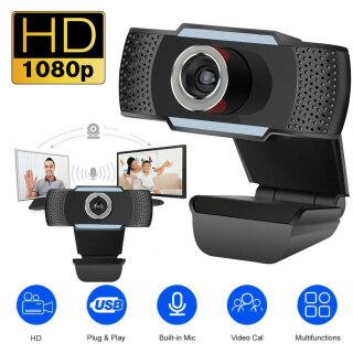 Webcam 480P 720P 1080P Máy Quay Video Web Có Micrô, Cho Máy Tính Để Bàn PC Máy Tính Xách Tay thumbnail