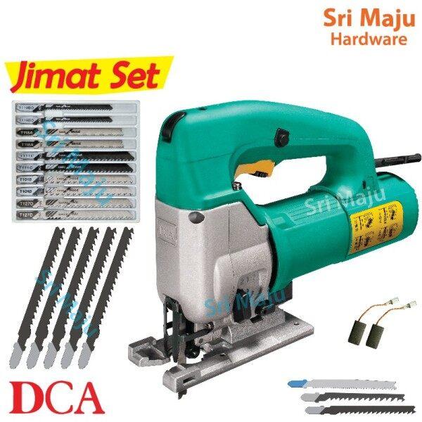 MAJU DCA AMQ 85 Jig Saw Machine Mesin Gergaji Jig Potong Kayu Besi 580W