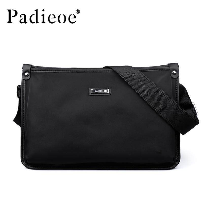 PADIEOE bags for men men bag crossbody bag mens messenger bag shoulder bags men man shoulder bag leather canvas