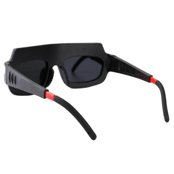 Solar Energy Auto Darkening Welding Safety Goggles Anti UV Weld Professional Glasses Protect Eyes