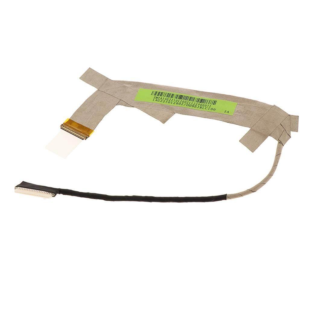 Keajaiban Bersinar LCD Laptop LVDS Display Kabel Lentur Perangkat Perbaikan untuk ASUS 1025C