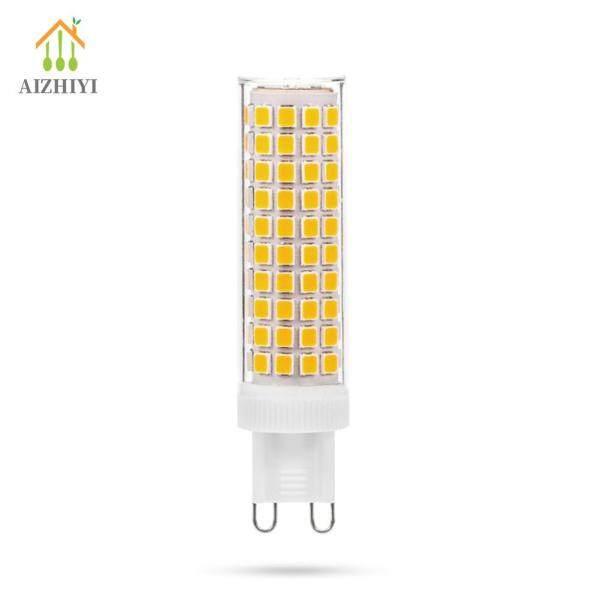 Đèn LED Hình Bắp Nến, Đèn Chùm Gốm G9 12W Phát Sáng Cao Đèn Chiếu Sáng Gia Đình Tiết Kiệm Năng Lượng