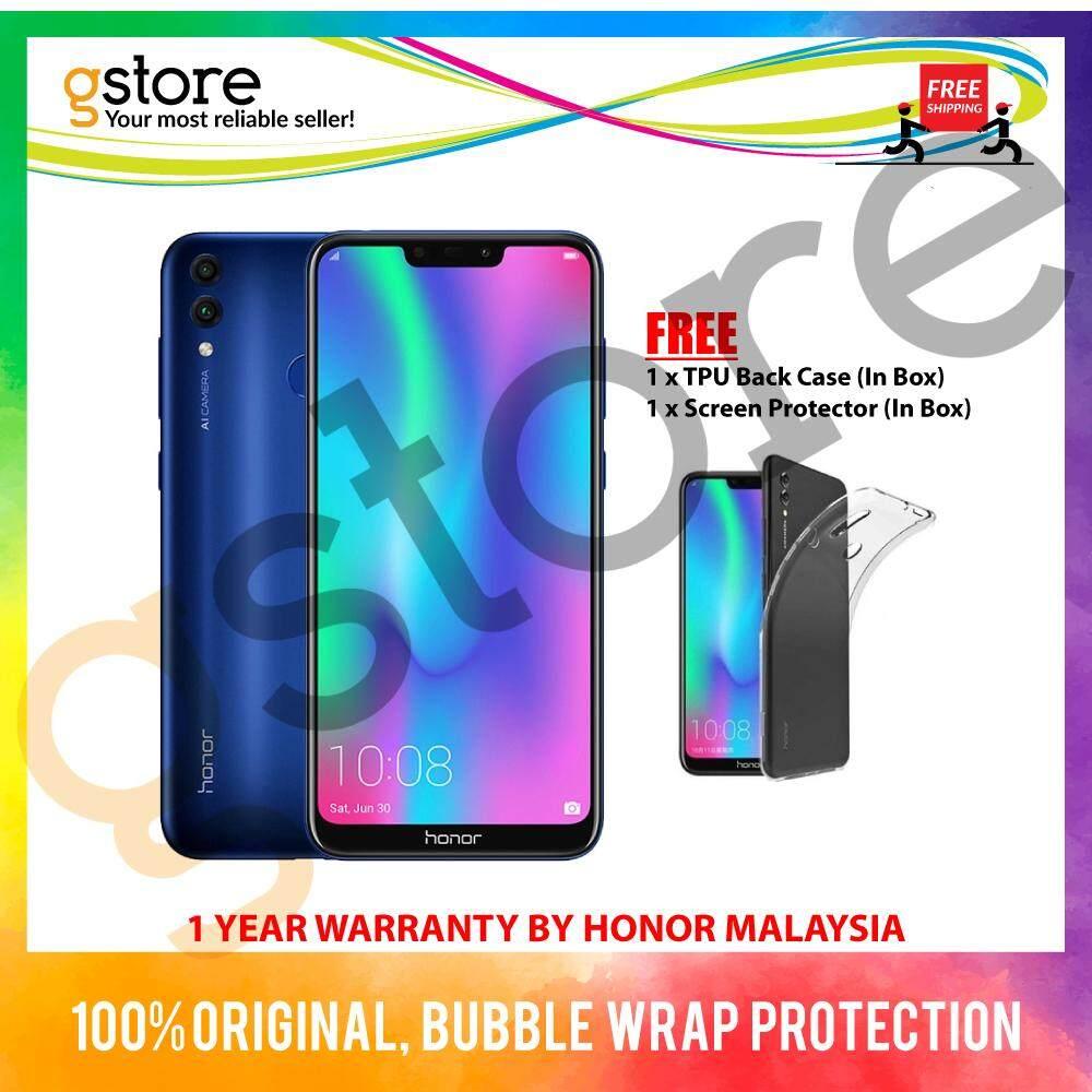 Honor 8C [32GB ROM/3GB RAM] 1 Year Warranty by Honor Malaysia