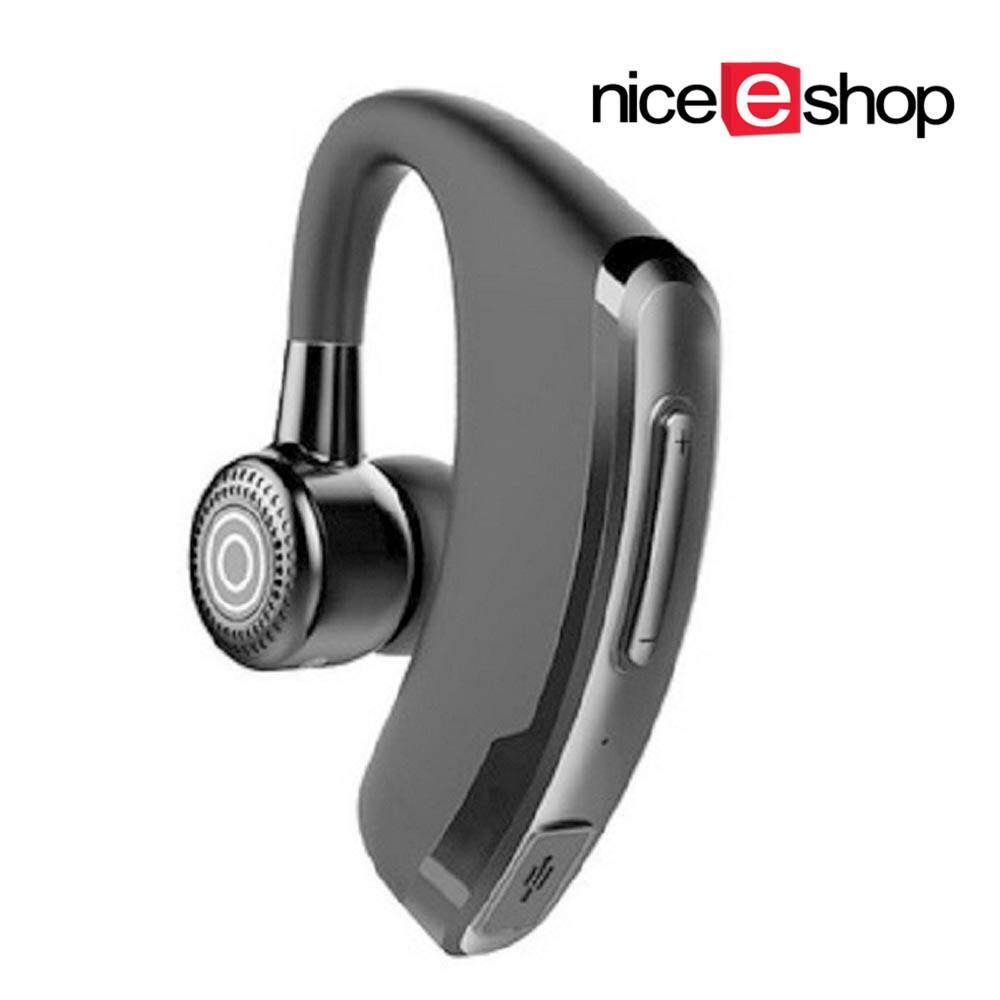 579e9409f3c niceEshop P9 Wireless Bluetooth Earphones Noise Control Business Wireless  Bluetooth Headset with Mic for Driver Sport