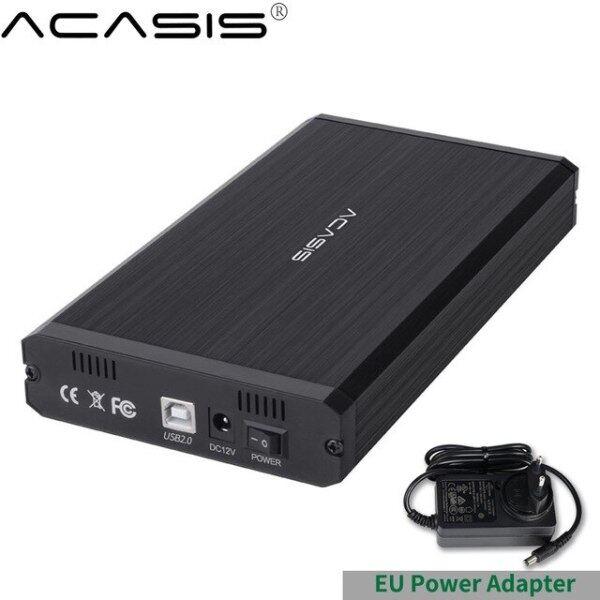 Bảng giá HDD Trường Hợp, Bộ Chuyển Đổi USB 2.0 IDE Sang SATA 3.5 2.5 Vỏ Ổ Cứng Gắn Ngoài Hộp Đựng Ổ Cứng SSD HD Phong Vũ