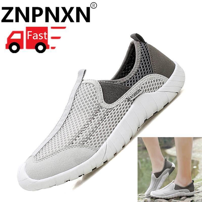 108ab312c48 ZNPNXN Women Flat Shoes Women Sneakers Outdoor Wading Shoes Men's Wading  Shoes