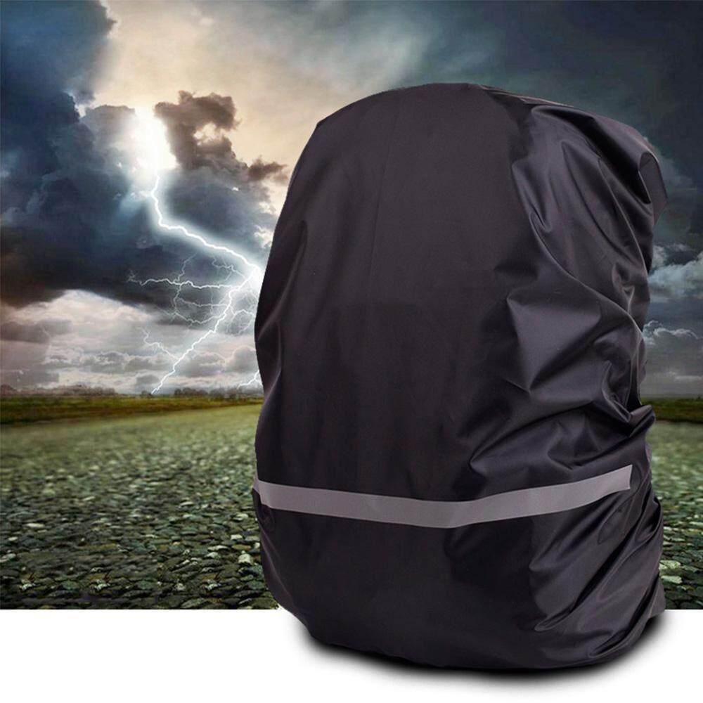f70dc7f3b4 Pelindung Hujan Ransel dengan Strip Reflektif untuk Outdoor Hiking Climbing  Camping MT630
