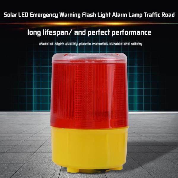 Bảng giá 1 ĐÈN LED Năng Lượng Mặt Trời Báo Khẩn Cấp Đèn LED Báo Động Đèn Giao Thông Đường Bộ Thuyền Ánh Sáng Đỏ