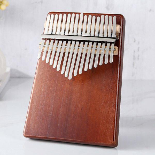 ◘✎◕ Ngón Tay Cái Jean Carlin Bogdan Jean Kalimba17 Card Âm Thanh Piano Ngón Tay Tinh Thần Người Mới Bắt Đầu Ngón Tay Đàn Piano Chơi Một Công Cụ
