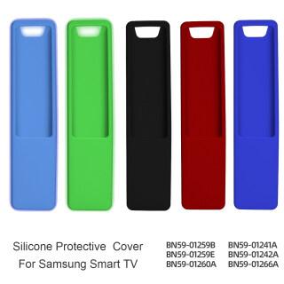 Ốp lưng 1 silicon cho TV thông minh Samsung vỏ bọc bảo vệ điều khiển từ xa bằng silicon chống nước chống rơi chống sốc cho TV thông minh Samsung thumbnail