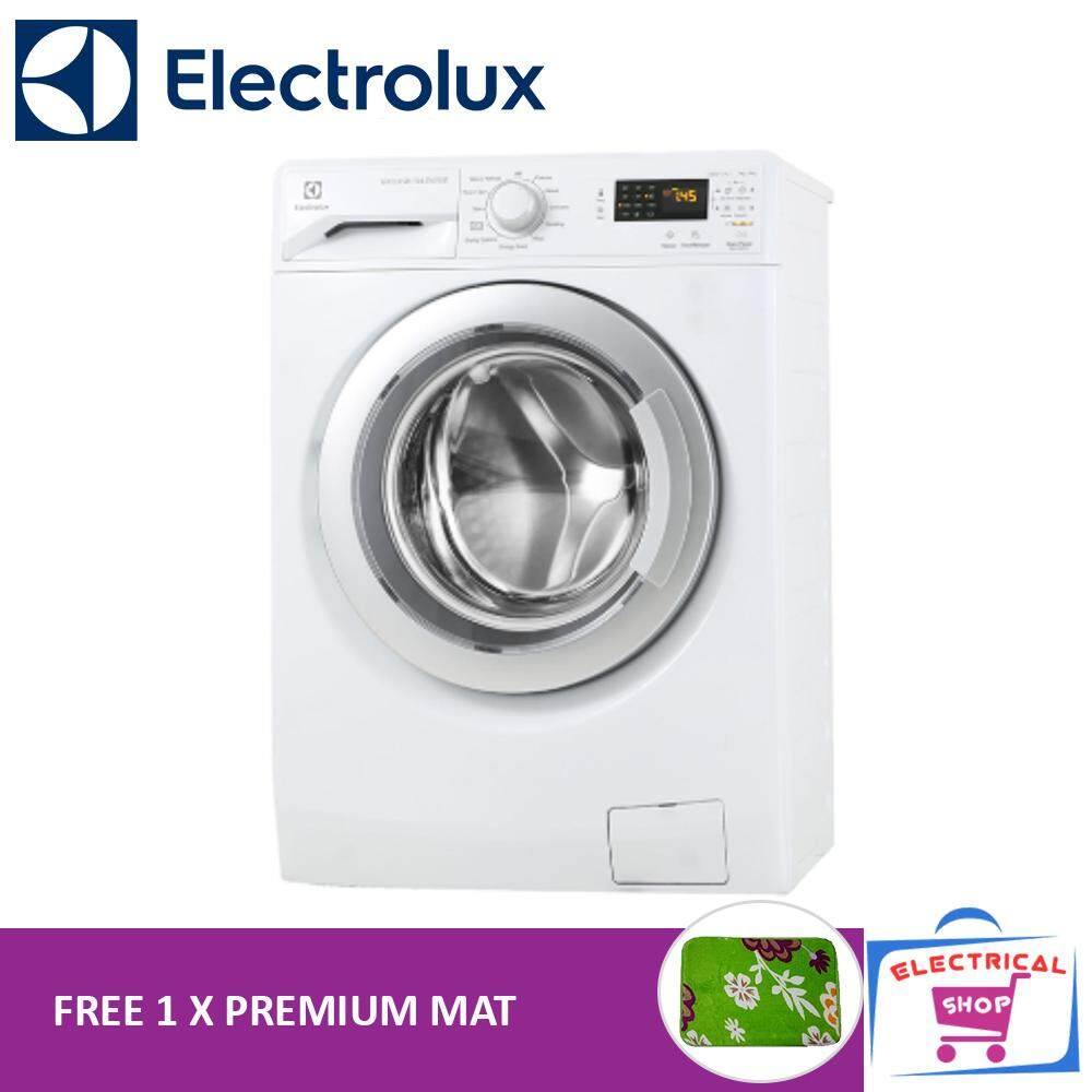 Electrolux Washer Dryer EWW12753 7kg / 5kg Vapour Care (Free Premium Mat)