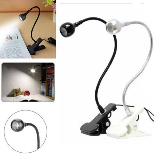 Bảng giá Mới Linh Hoạt Bên Cạnh Bàn Giường Bàn Clip-On Đèn LED USB Booklight Đèn Đọc Đèn Sách