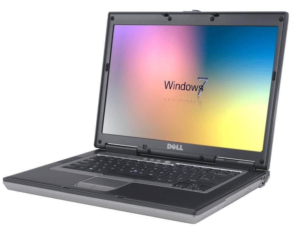 Dell Latitude D630 Core 2 Duo 1.8Ghz 2GB RAM 80GB HDD Win 7 Pro Malaysia