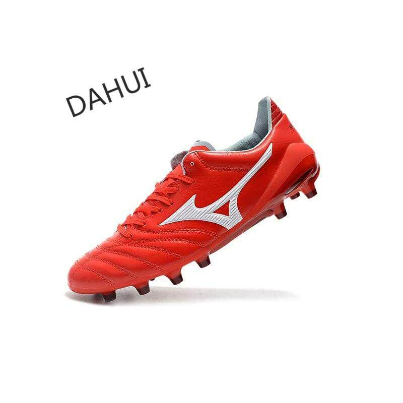 64fef3b9ecbe Football Boots Superfly Original FG Football Shoes Men s Soccer Shoes  Morelia Neo II Made Leather Football