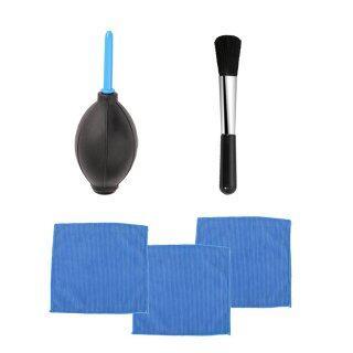 Thiên Thần Cleaner Kit, Máy Thổi Khí Làm Sạch Mạnh + Máy Thổi Bàn Chải Mềm + Vải Vi Sợi thumbnail