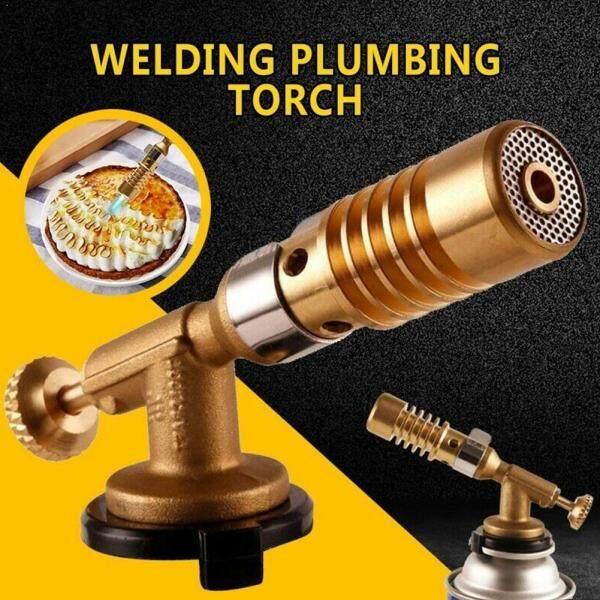 High Temperature Brass Mapp Gas Torch Ignition Brazing Solder Welding Plumbing
