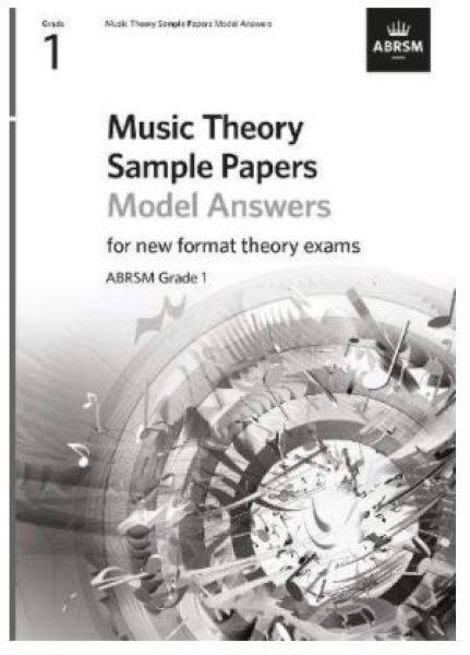 ABRSM Music Theory Sample Papers Model Answers 2020 Grade 1 Malaysia
