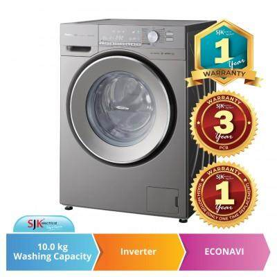 Panasonic Washing Machine NA-120VX6 (10kg) ECONAVI Inverter Washer