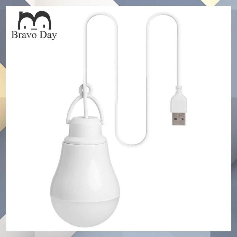 Xách Tay LED Bóng Đèn Đèn Tiết Kiệm Năng Lượng Ký Túc Xá Đèn Ngoài Trời Khẩn Cấp USB