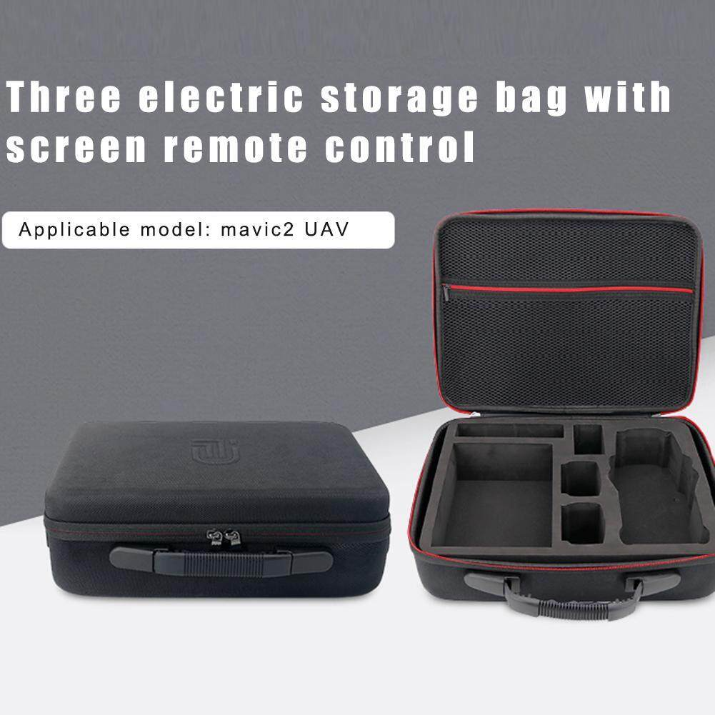 Carry Case Hard Shell Storage Bag for DJI Mavic 2 Pro/Zoom Drone Controller