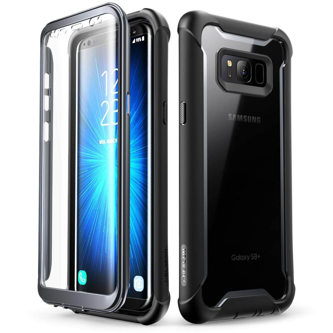 13d5fc38c0 For Samsung Galaxy S8 Casing i-Blason Full-Body Rugged Clear Bumper Case  Cover