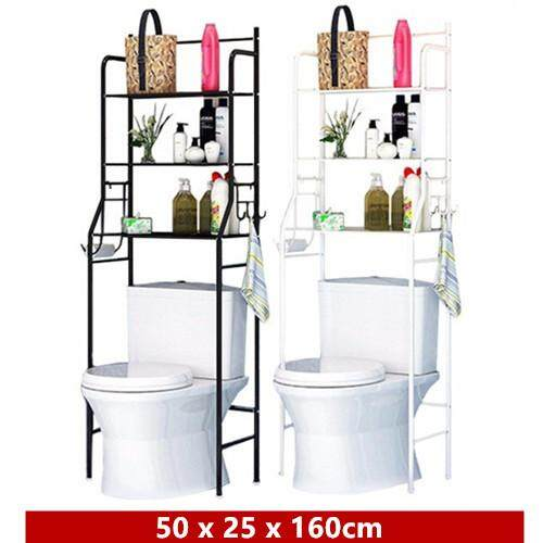 3 Tier Bathroom Organizer Toilet Rack Shelf Bathroom Shelf By Blisshome Online Shop.